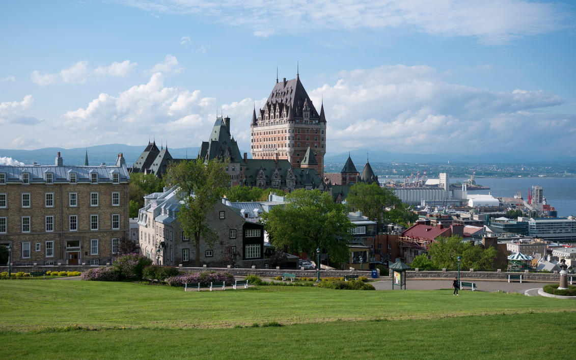 Old Quebec by the3dman