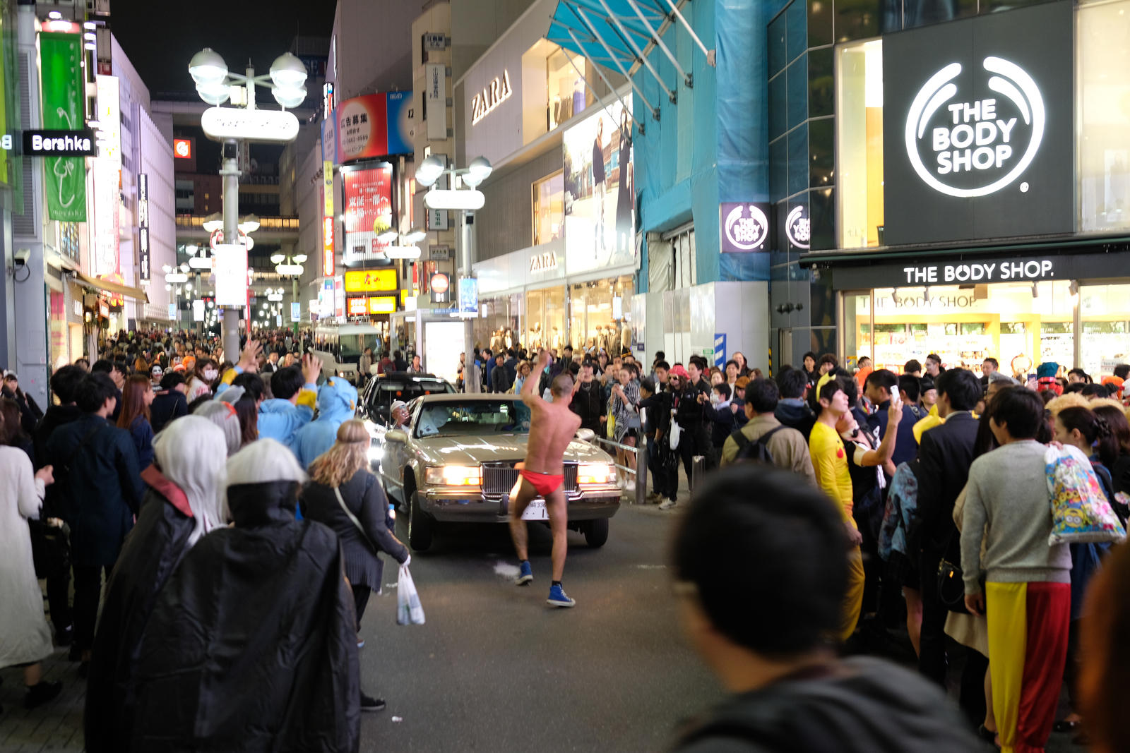 Shibuya -Halloween 1 by the3dman