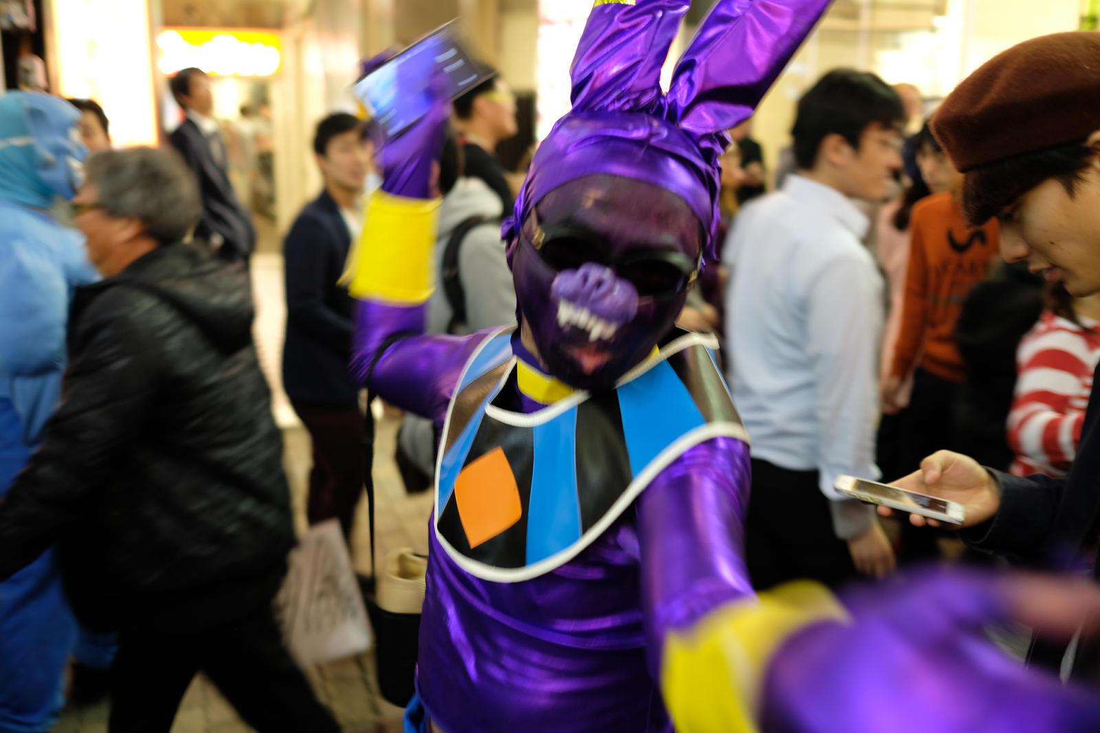 Shibuya -Halloween 3 by the3dman