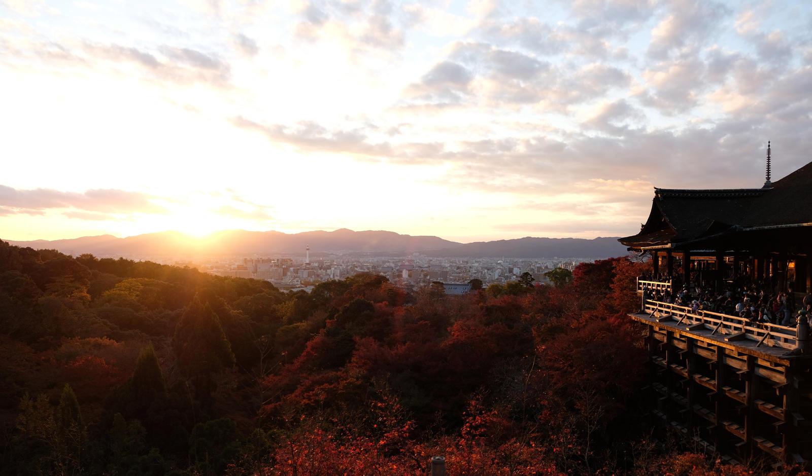 Kiyomizu-dera by the3dman