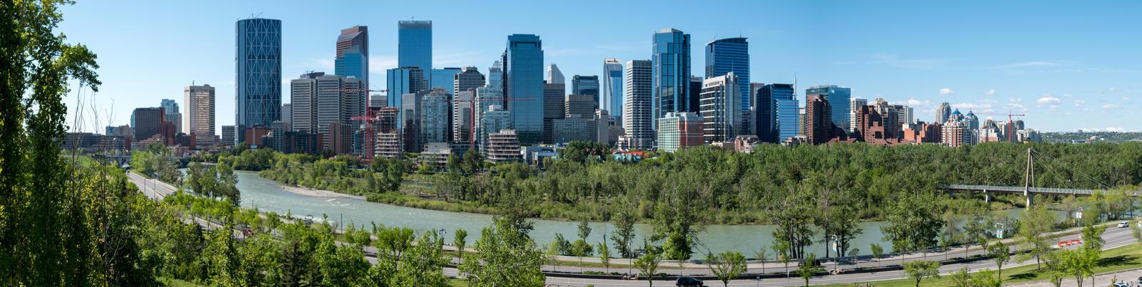 Calgary by the3dman