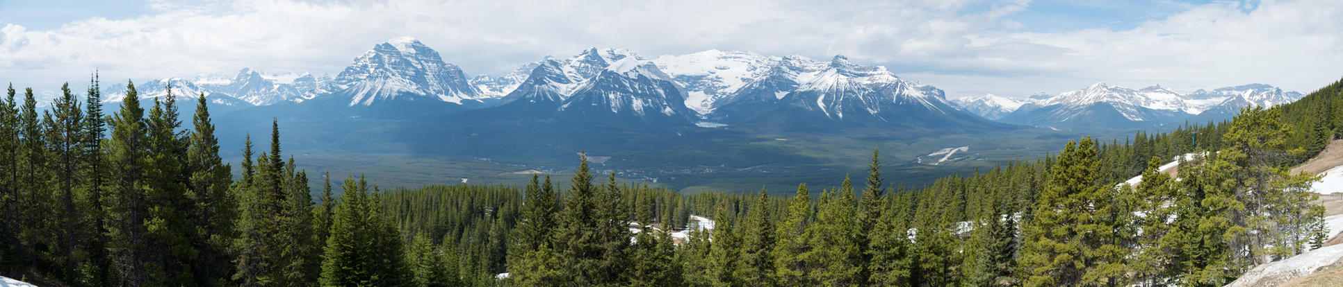 Canadian Rockies by the3dman