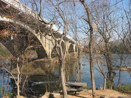 Congaree River Bridge by the3dman