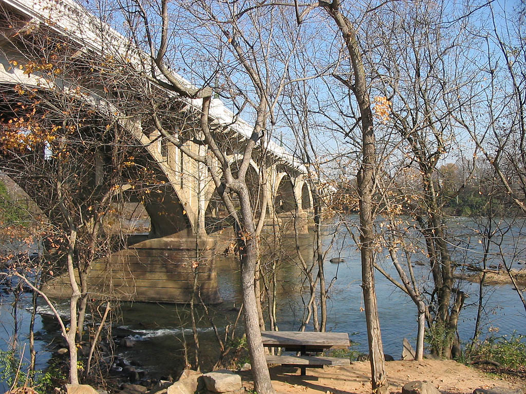 Congaree River Bridge by the3dman