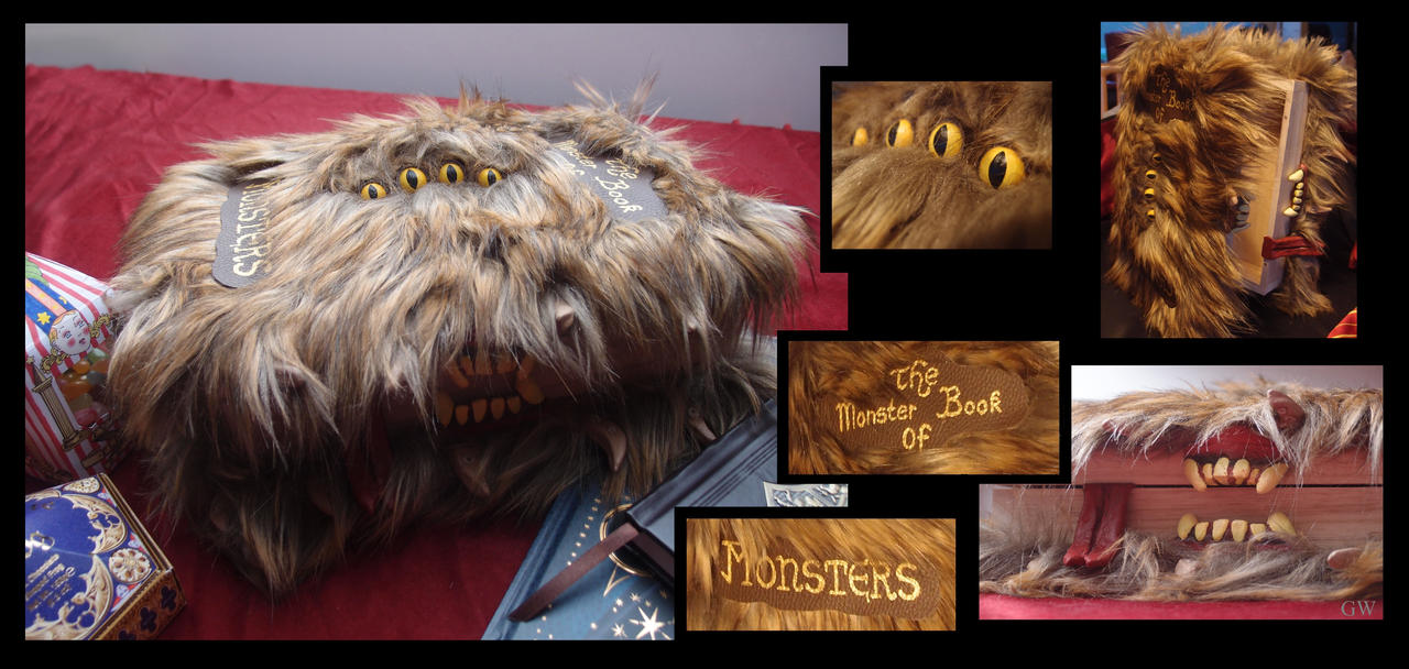 book of monster - photo #13
