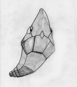 PokeSeries (Pencil) #011 Metapod