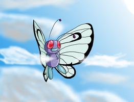 PokeSeries (Digital) #012 Butterfree