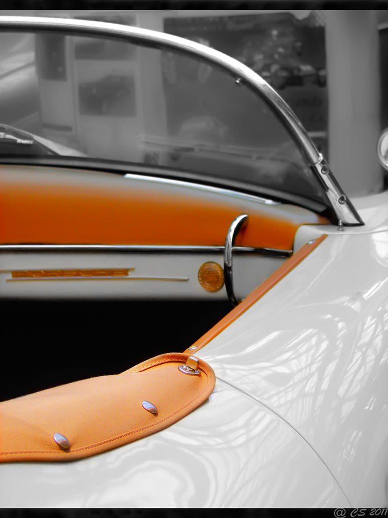 Porsche 356 Speedster by