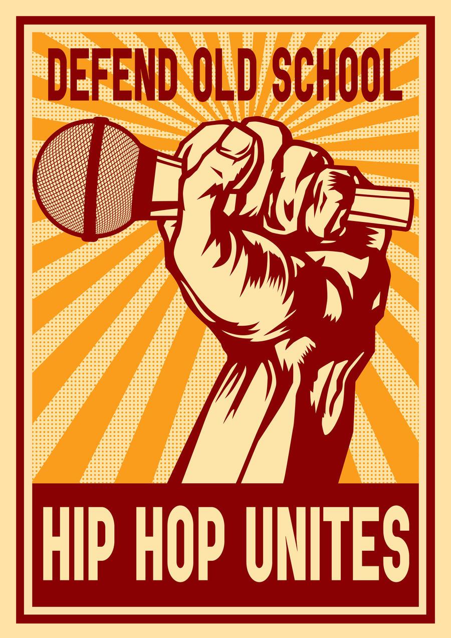 Hip Hop Unites by BitumeX