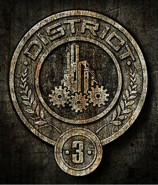 District 3 Seal By Captainiggy On Deviantart