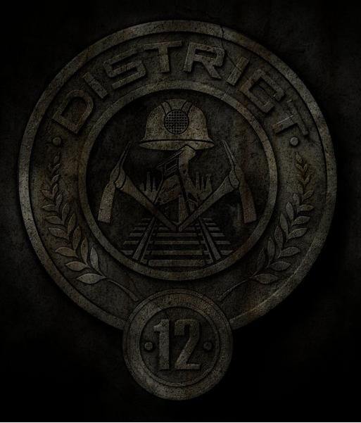 District 12 The Hunger Games Society