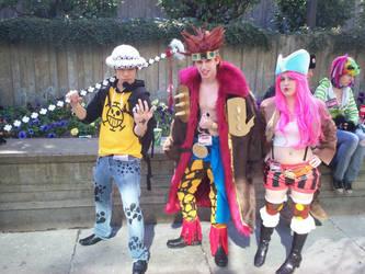 One Piece: The Supernovas by Cossu-Bossu