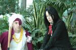 Gakuen Basara: Delinquent and Shy Girl