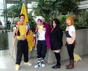 Gakuen Basara: The Group by Cossu-Bossu