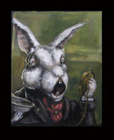 White Rabbit by carolined82