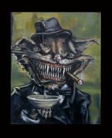 Cheshirecat by carolined82