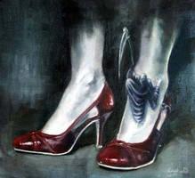 On feet, 2 by carolined82