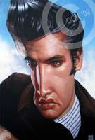 Elvis Presley by RussCook