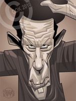 Tom Waits by RussCook