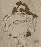 Harry Shearer by RussCook