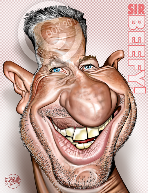 Ian Botham - In Colour by RussCook