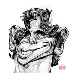 Ben Stiller by RussCook
