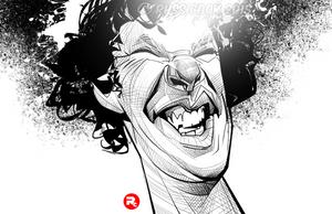 Benedict Cumberbatch by RussCook