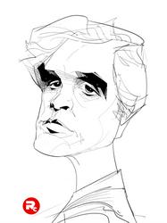 Amedeo Modigliani by RussCook