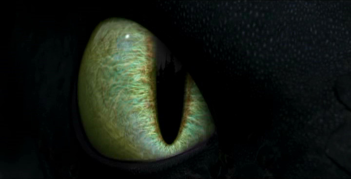 how to train your dragon: eye by Bardem