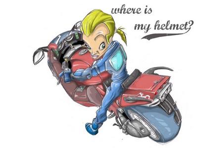 Biker me... by crato