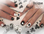 poker and dice nail