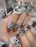 fashion magazine nail