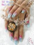 crystal nail