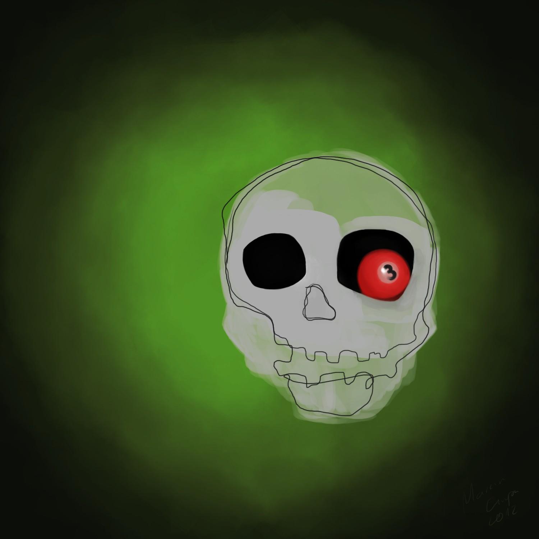 Eyeball by glue-poland