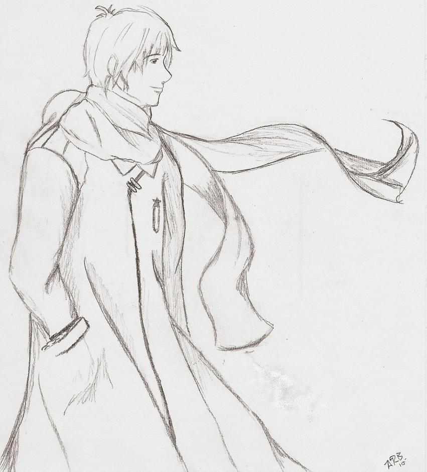 APH: Ivan: Russia by AmaranthBlacktree