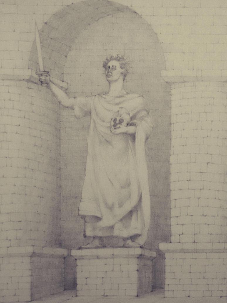 The conqueror  by Rippingaxe