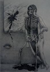 Oppressive nights in mental asylum by Rippingaxe