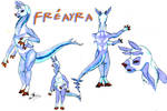 Freayra the slug alien