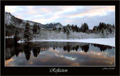 Reflection by Kvalnes