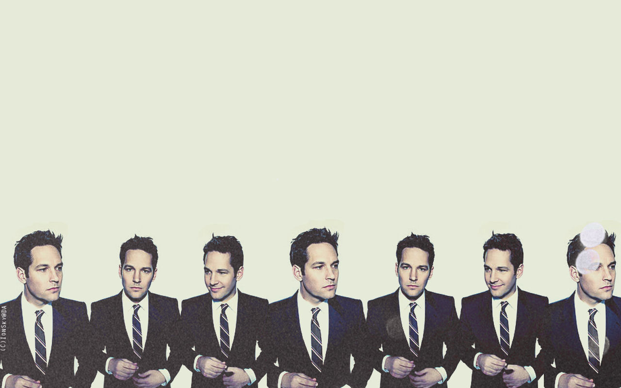 Paul Rudd Wallpaper- 1 by Ion-Sky