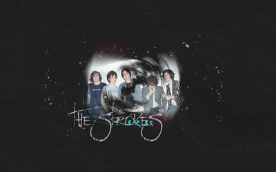 The strokes wallpaper 1 by ion sky on deviantart the strokes wallpaper 1 by ion sky thecheapjerseys Images