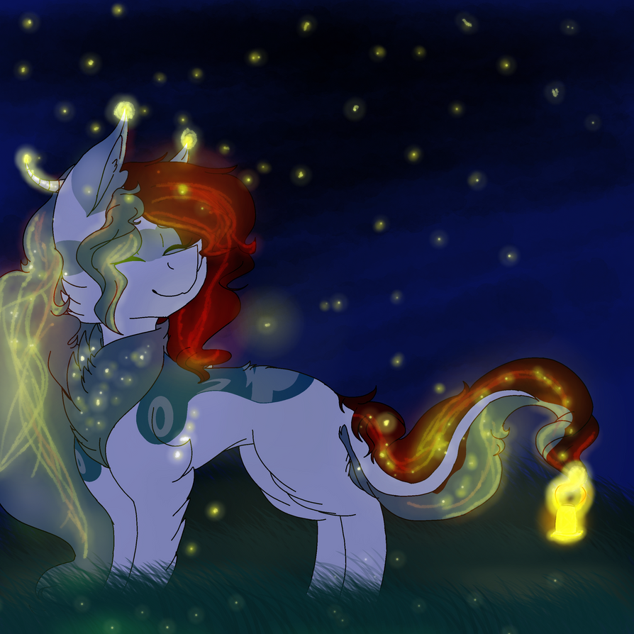 'Cause I'd like to make myself believe... by AMiraPone