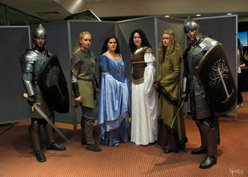 Army of Tolkien by Chastangela