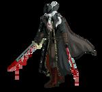 Lady Maria sprite-Bloodborne by Onepiecequeen101