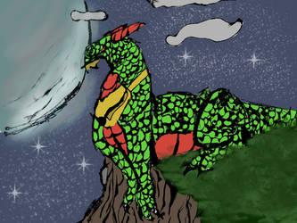 The Dragon King by SaitamaTale