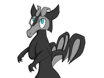 Bjorn the Cartoon Dragon by SaitamaTale