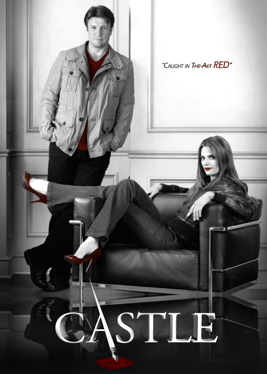 Castle Poster Season 6