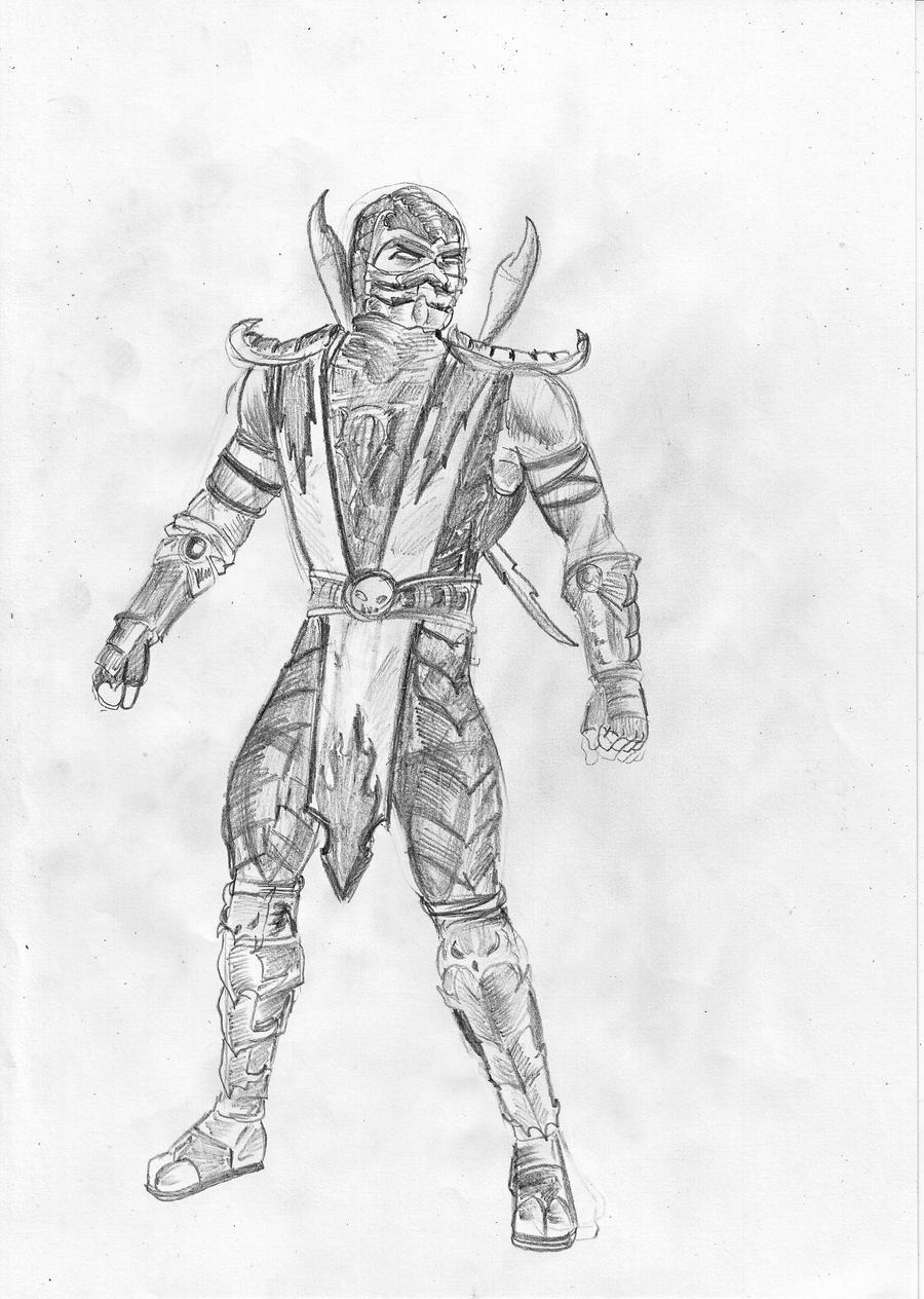 Scorpion 2011 by gamerfan2000