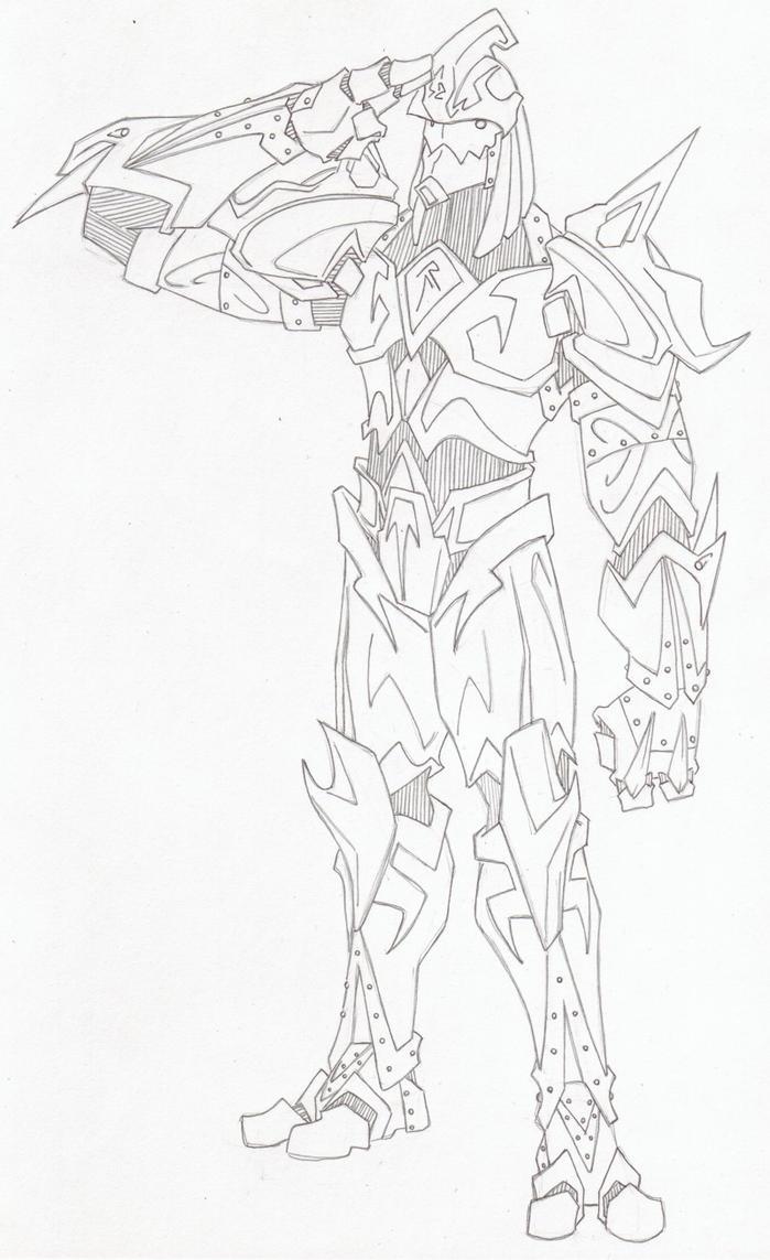 Blade by Dumaii