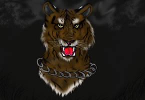Tiger by shiranui14